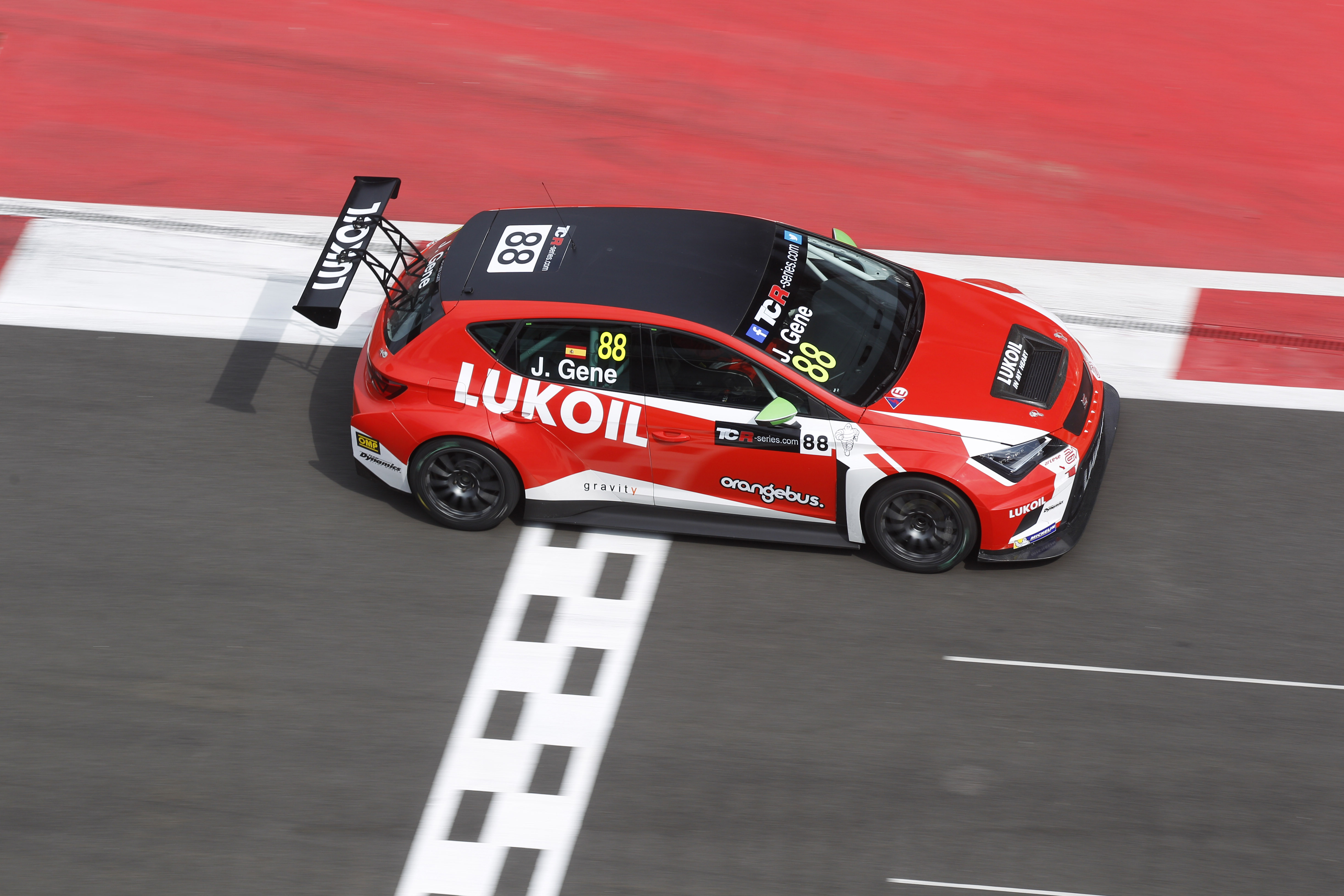 TCR series Sochi, Russia 19 - 21 June 2015